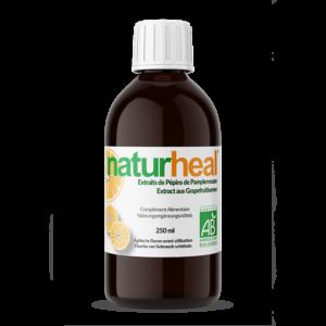 Naturheal aux extraits de pépins de pamplemousse