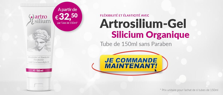 Artrosilium-Gel 150ml | Silicium Organique